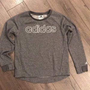 Adidas sparkle sweater